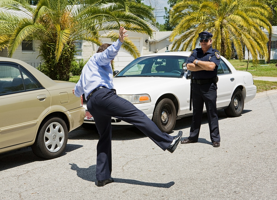 Santa Barbara DUI Lawyer Explains Your Rights After a Field Sobriety Test